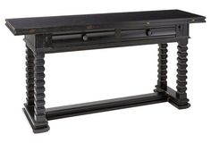 Reef Flip-Top Console Table