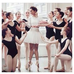 Misty Copeland- Became a legendary dancer through thick and thin. She broke through the walls of ballet stereotypes.