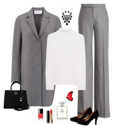 """Just for Me"" by carolannstyle on Polyvore featuring Harris Wharf London, Ralph Lauren Collection, Victoria, Victoria Beckham, Loungefly and Chanel"