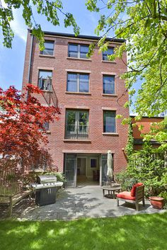 A New Carriage House in Old Brooklyn Carriage house Modern and