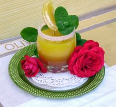 Le colibri - cocktail exotique sans alcool