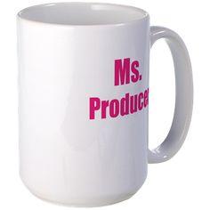 Ms. Producer Mugs
