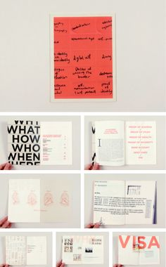 inspiration for me! #design #layout #typography