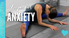 20 Minute Yoga For Anxiety. Use the tools of yoga to find peace and support from within. This simple practice is hands free and low to the ground. Good for w...
