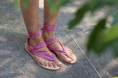 Sandals by Nupie