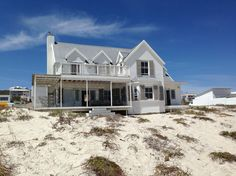 Yzerfontein Western Cape South Africa Rustic Cottage, Cottage Living, South Africa, Beach House, Cape, African, Mansions, Architecture, House Styles