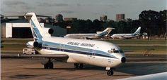 Historias Individuales: LV-OLN Boeing 727-287 c/n 22603/1732