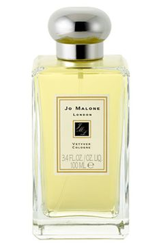 4. Jo #Malone – Vetyver - 8 Hot & #Spicy #Perfumes to Test out ... → Perfumes [ more at http://perfumes.allwomenstalk.com ]  #Estee #Notes #Vanilla #Coco #Chanel