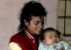Letters to Michael: I wish i were in his hands. This child is blessed!!