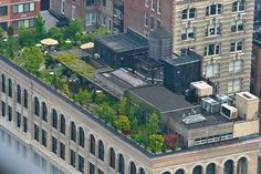 NY Rooftops are a different world...