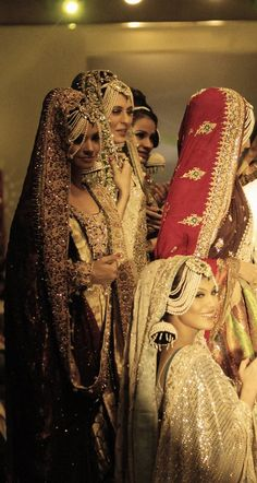 Ali Xeeshan Indian Brides www.weddingsonline.in