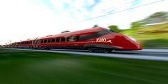CRÓNICA FERROVIARIA: Alstom: Entrega cuatro trenes adicionales Pendolin...