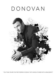 Ray Donovan Ray Donovan Gallery quality print on thick 45cm / 32cm metal plate. Each Displate print verified by the Production Master. Signature and hologram added to the back of each plate for added authenticity & collectors value. Magnetic mounting system included. EUR 39.00 Meer informatie