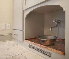 Dog water dish Steve Kuhl has been designing, building, and renovating houses since he started his business, Kuhl Design & Build, in 1999. He has incorporated some pretty interesting elements into many of …