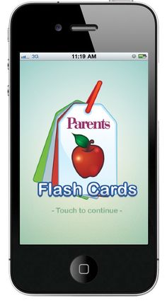 Flash Cards app for phone or tablet