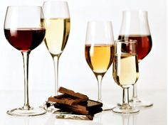 Chocolate and Wine Pairings