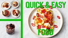 Jamie's Quick and Easy Food | Eggs, Meatballs and Mousse