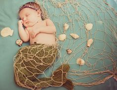 baby mermaid via colorinc.typepad.com