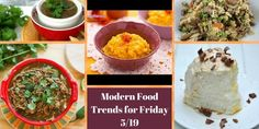 Wonderful Top World Food Trends for Tuesday 5/23 #recipes