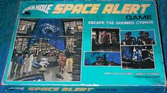 Black Hole: Space Alert Game