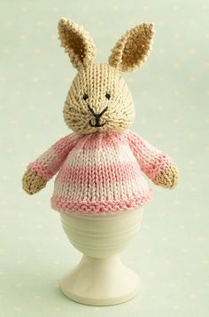 pinkie by littlecottonrabbits, via Flickr