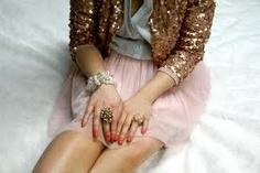 all that glitters. ♥