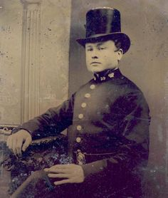 Victorian Police Officer c.1850s