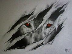 Wolf. by AitorLicantropo