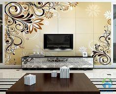 Phòng khách cực nổi bật với cách trang trí gạch ốp này Home Decor, Decoration Home, Room Decor, Home Interior Design, Home Decoration, Interior Design