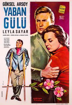 1961 Yaban Gülü