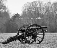 Day 29: Prayer Is the Battle // 31 Days of Loving God as an Introvert | Sun Steeped Days