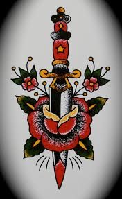 Image result for classic lady peacock tattoo