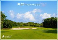 Not a care in the world… There is only your next swing to focus on. #PLAYmayakoba #golf #golfcourse #mexico #PGATOUR #ohlclassic