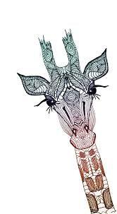 404 Not Found - Giraffe Art Print – tribal giraffe tattoo design - Giraffe Drawing, Giraffe Art, Hipsters, Animal Mandala Tattoo, Zantangle Art, Giraffe Tattoos, Tropical Wallpaper, Animal Design, Unique Art