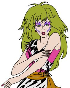 Am I the only one who remembers jem and the hallograms?