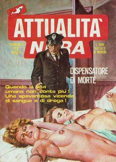Cover for Attualita' Nera (Edifumetto, 1978 series) #197