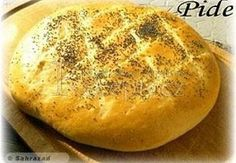 Turecký chléb Ramadan Pide (Ramazan Pidesi) Churros, Bread, Cooking, Food, Kitchen, Brot, Essen, Baking, Meals