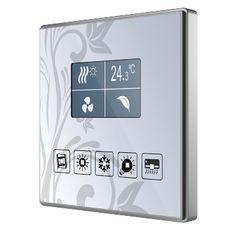 square_tmd-d5 KNX EIB Zennio Home Automation Installation Printable Customisable