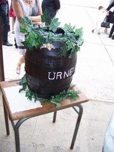mariage 7/08/2010 theme vigne