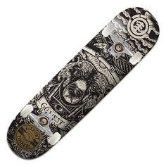 ELEMENT X TIMBER Seal Center skateboard complet 8 pouces 105,00 € #skate #skateboard #skateboarding #streetshop #skateshop @playskateshop