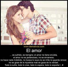 el amor :*