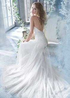 Bridal Gowns, Wedding Dresses by Alvina Valenta - Style AV9405