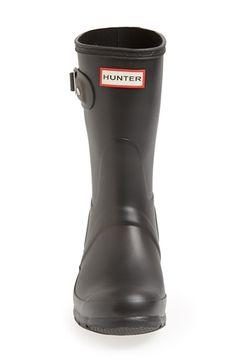 Hunter 'Original Short' Rain Boot (Women) | Nordstrom