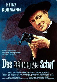 Das schwarze Schaf (The Black Sheep)(1960) Stars: Heinz Rühmann, Karl Schönböck, Maria Sebaldt ~  Director: Helmut Ashley
