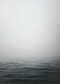 Fog and Water