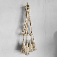 アンティーク カーテンタッセル Tassel Necklace, Tassels, Curtains, Boho, Antiques, Jewelry, Insulated Curtains, Blinds, Jewlery