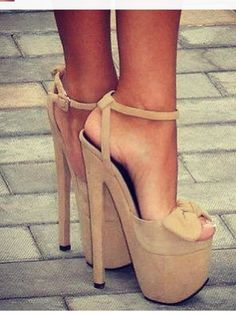 Very High Heels Shoes | Tsaa Heel