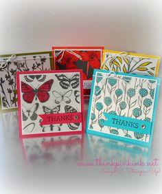 3×3 note cards www.thinkpinkink.net