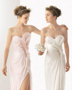 Dress by Rosa Clara