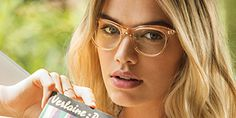Oliver Peoples | Jardinette Terracotta Optical Eyewear by Oliver Peoples